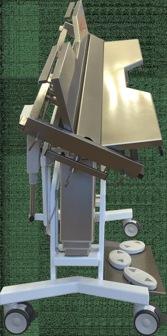 Endoscopy Lab Design: Apollo Specialised Laparoscopy Table