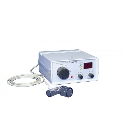 Veterinary Respiration Monitor