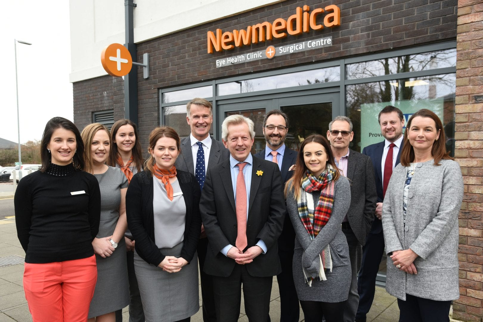 PSS attend the launch of Gloucester Newmedica, providing diathermy equipment and consumables.